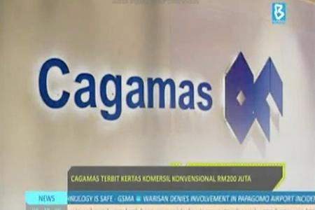 Cagamas Issues RM200 Million Conventional Commercial Papers